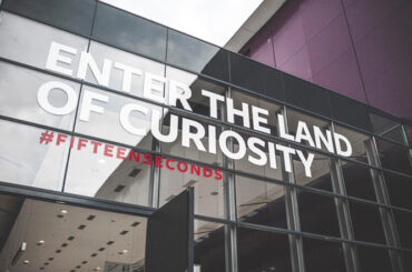Inspire-Tour to Fifteen Seconds – the Land of Curiosity