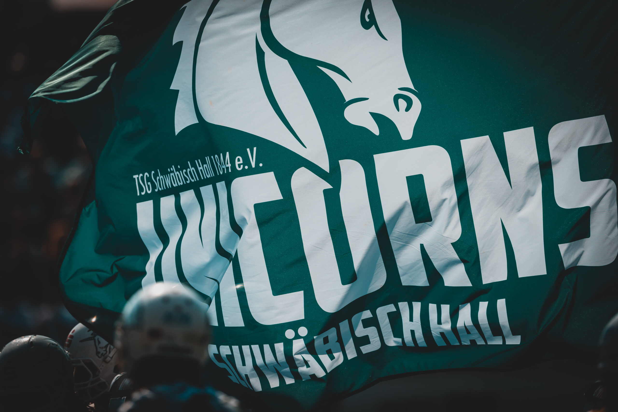 Schwaebisch Hall Unicorns gegen Marburg Mercenaries